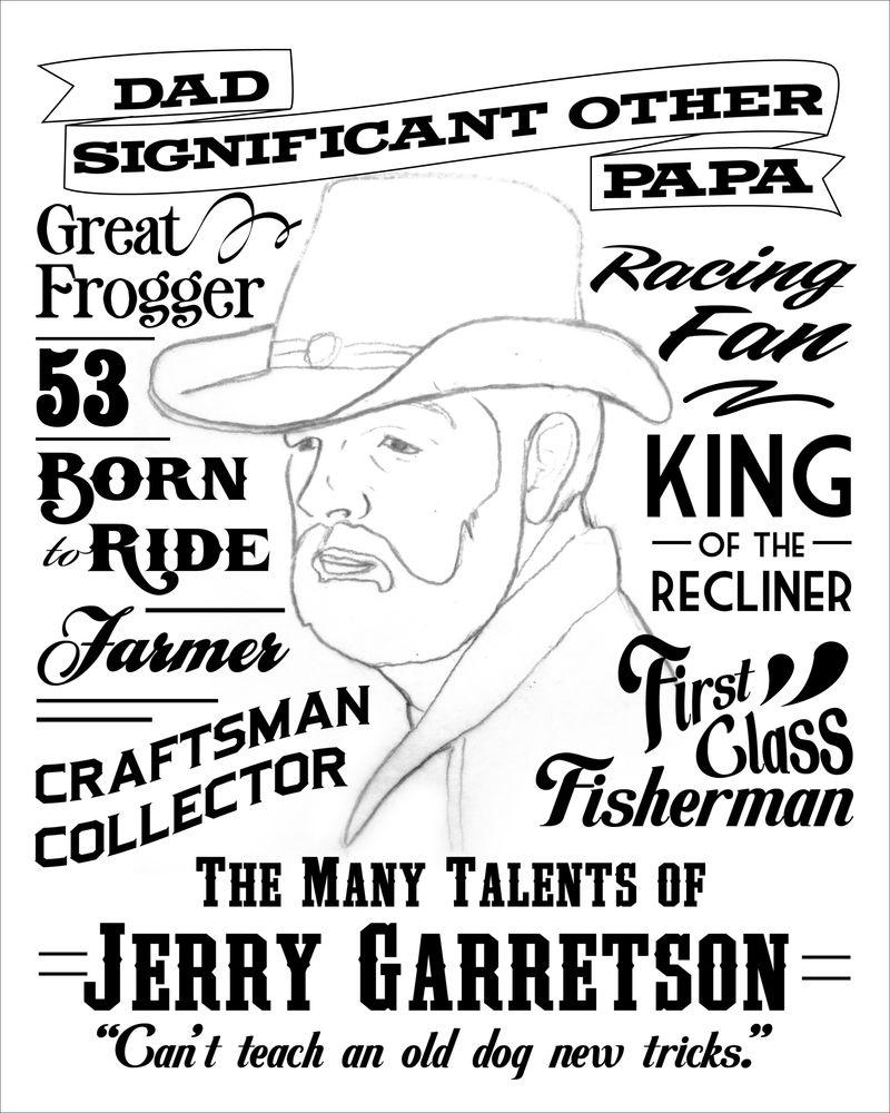 Jerry Garretson Sketch 2