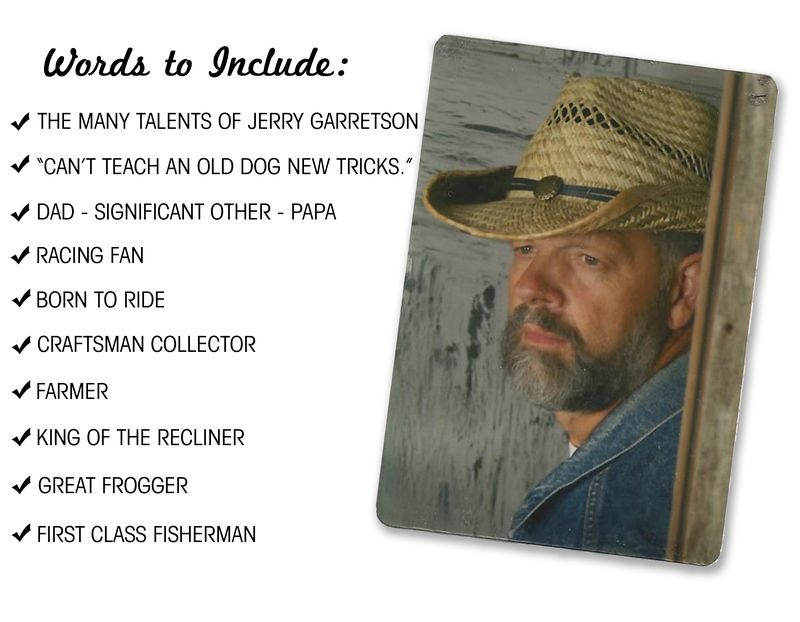 Jerry Garretson Hobbies