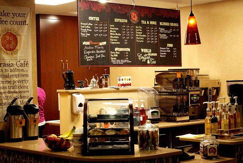 Eurasia Cafe on Loc 1