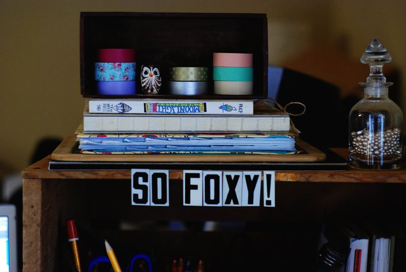So foxy creative space