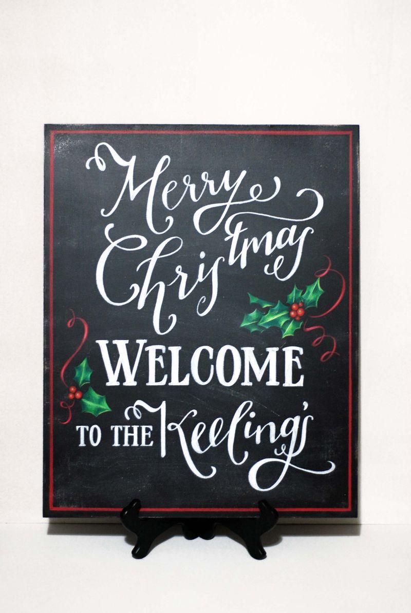 Keelings Christmas