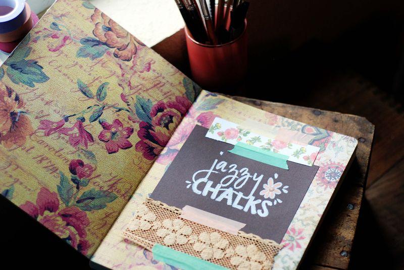 Idea book inside 1